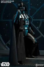 Sideshow Star Wars Darth Vader Deluxe EXCLUSIVE Sixth Scale Figure NEW w/shipper
