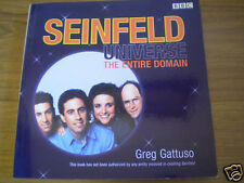 SEINFELD UNIVERSE - THE ENTIRE DOMAIN by GREG GATTUSO- STARRING JERRY SEINFELD