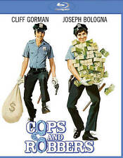 Cops and Robbers (Blu-ray Disc, 2015)