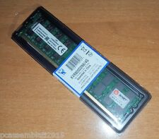 Kingston KVR800D2N6/4G - Ram 4GB DDR2 800Mhz PC2-6400 CL6 240pin - AMD & INTEL!!