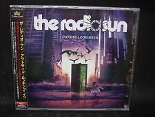 THE RADIO SUN Outside Looking In + 2 JAPAN CD Firehouse Trixter Warrant Danger D