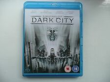 Dark City, Directors Cut (Blu-ray, 2008) Alex Proyas, Rufus Sewell, UK release