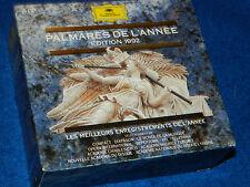 coffret 5 CD palmarès de l'année 1992 MUSIQUE CLASSIQUE vivaldi BACH liszt HAYDN