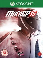MotoGP 15 (Xbox One, Region Free, Motorcycle Racing Video Game) Brand New Sealed
