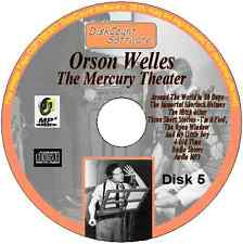 Orson Welles - Around The World In 80 Days, Sherlock Holmes, Hitch-hiker MP3 CD