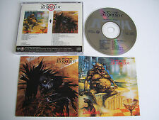 PROTECTOR Leviathan's Desire/Urm the Mad CD 1989/1990 MEGA RARE ORIG. JAPAN!!!