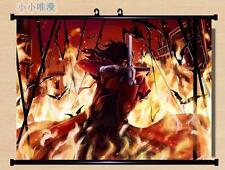 Japan Anime Hellsing cosplay Alucard poster Wall Scroll Home Decor 60*40cm 202