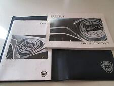 """Set manuale uso e manutenzione Lancia Y """" Edizione 1998 """"  [3620.14]"""