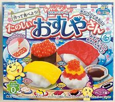 Kracie Popin Cookin Candy Sushi Making Kit from Japan • Free Fast Airmail