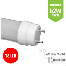 25W T8 LED Tube Lights - 5ft (1500mm) POWER TO SINGLE END - Cool White 6500K