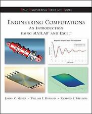 Engineering Computations : An Introduction Using MATLAB and Excel Int'l Edition