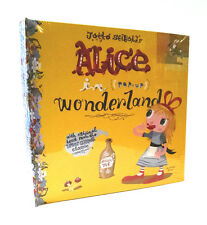 Lewis Carroll, JOTTO SEIBOLD'S ALICE IN WONDERLAND, As New in publisher's shrink