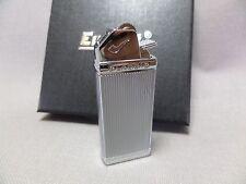 EURO JET Pipes Briquet - Roue de friction Allumage - chrome - NEU - 25701A