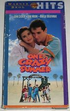 One Crazy Summer (VHS, 1999) John Cusack, Demi Moore (NTSC) Rare Hard To Find