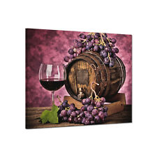 "HD Canvas Prints Home Decor Wall Art Poster Picture Unframed ""Grape Wine"""