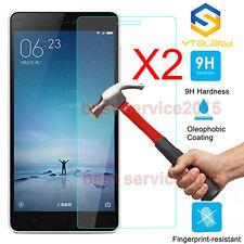 2Pcs 9H+ Premium Tempered Glass Film Screen Protector For XiaoMi 4C MI4C