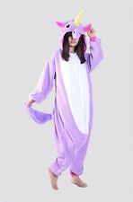 Unisex Onesie Unicorn Tenma Kigurumi Pajamas Animal Cosplay Costume Sleepwear