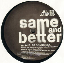 JULIEN JABRE - The Sneakers Freaks Club Vol. 4 - Same And Better - Basic Beat