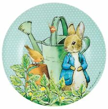 Peter Rabbit Child's Melamine Side Plate - Green - Petit Jour Paris