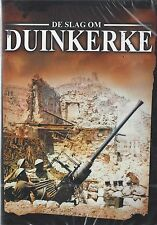 Duinkerken    Nieuwe dvd in seal.  WO II (War, Oorlog, Documentaire)