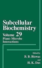 Subcellular Biochemistry Ser.: Plant-Microbe Interactions Vol. 29 29 (1998,...