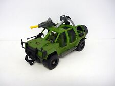 GI JOE VAMP Pursuit of Cobra Action Figure Vehicle Jeep POC 99% COMPLETE 2011