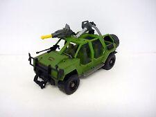 GI JOE VAMP Pursuit of Cobra Action Figure Vehicle Jeep POC 99% COMPLETE 2011