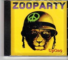 (FH393) Zoop Arty, Up On 9 - sealed CD