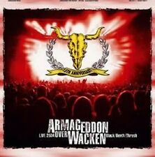 ARMAGEDDON OVER WACKEN LIVE 2004 BLACK/DEATH LP NEUWARE