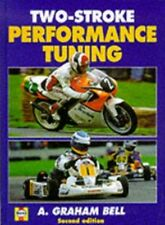 Two-stroke Performance Tuning motorbike book paper