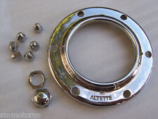 LUCAS ALTETTE HORN BEZEL COVER & NUT KIT BSA TRIUMPH AREIL AJS HF1234 KIT