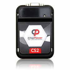 CS2 Chip Tuning Box VAUXHALL ZAFIRA A 2.2 DTI Performance Power OPEL