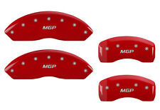 2013-2016 Scion FR-S FRS Front & Rear Red MGP Caliper Covers 31002SMGPRD