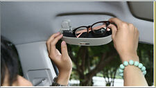 Car Front sun glasses case Gray For Toyota Corolla ALTIS SEDAN 2014 2015 2016