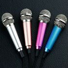 New 3.5mm Mini Studio Speech Mic Microphone for Phone Laptop PC Desktop Notebook