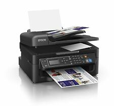 Epson Workforce WF-2650DWF All in One Wireless Printer with Fax Duplex with ink