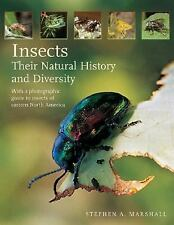 Insects: Their Natural History and Diversity: With a Photographic Guid-ExLibrary