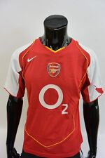 2004-2005 nike Arsenal GUNNERS Home Shirt SIZE M (adults)