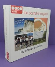 The Sound Of England - The Ultimate Collection 4 CD Box Set - Unused Stock!