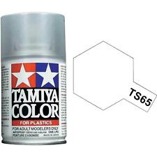 Tamiya TS-65 PEARL CLEAR Spray Paint Can 3 oz 100ml 85065 Mid-America Naperville