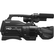 Sony HXR-MC2500 NTSC Shoulder Mount AVCHD Camcorder