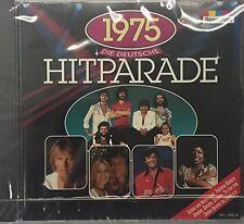Deutsche Hitparade 1975 Demis Roussos, Lina & Funky Boys, Rubettes, Bimbo.. [CD]