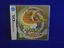 *ds POKEMON HEARTGOLD VERSION (No Manual) PAL Lite DSI 3DS Nintendo
