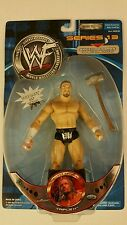 WWE WWF Figure Toy Collectible New NIB HHH Silver Edition Signature 13