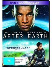 AFTER EARTH DVD R4 Will Smith / Jaden Smith