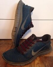 NIKE FREE 3.0 V4 UNDERCOVER LAB GYAKUSOU 543745-300 midnight qs tiff blue UK 1