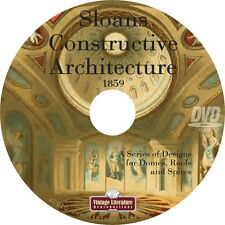 Sloan's Constructive { Victorian & Gothic Building Design } Architecture on DVD