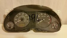 VOLKSWAGEN SHARAN INSTRUMENT CLUSTER - GAUGES - DIALS - SPEEDO - PETROL - MANUAL