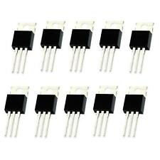 Amazing Much New 10 Pcs L7805 LM7805 7805 Voltage Regulator + 5V 1.5A FT