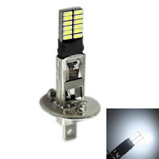 Universal Super White 24-SMD H1 LED Replacement Bulb For Fog Light Multifunction